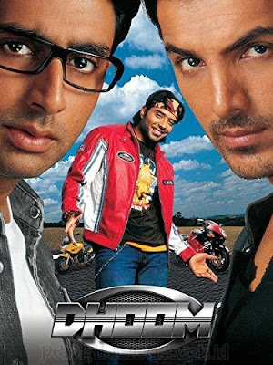 Sinopsis film Dhoom (2004)