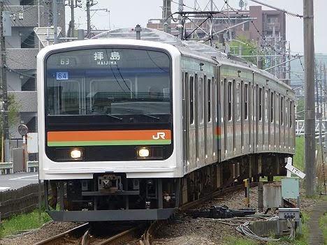 【ダイヤ改正前に廃車逃れる!】八高線209系3000番台