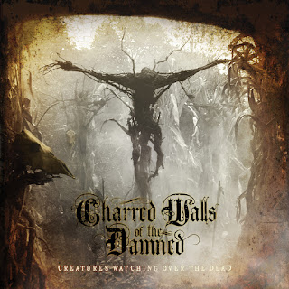 "Charred Walls of the Damned - ""Creatures Watching over the Dead"" - recenzja"