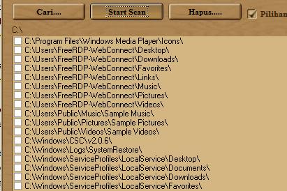 Cara Membersihkan File Sampah di PC