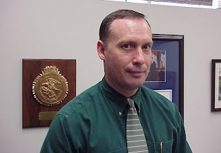 Lt. Dan Norris serves in the administration office of the Montgomery County Sheriff's Office.