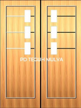 Kumpulan Gambar Model Pintu Minimalis Buka dua Terbaru ...