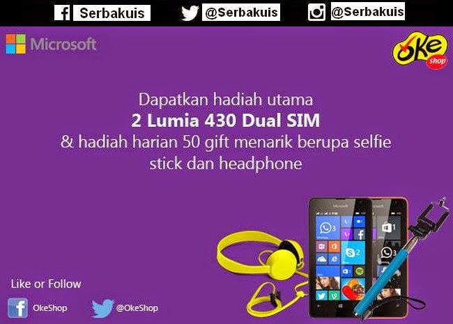 OKE Lumia 430
