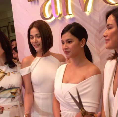 Angel Locsin Looking Stunning And Gorgeous At The Aivee Clinic Event! SEE IT HERE!