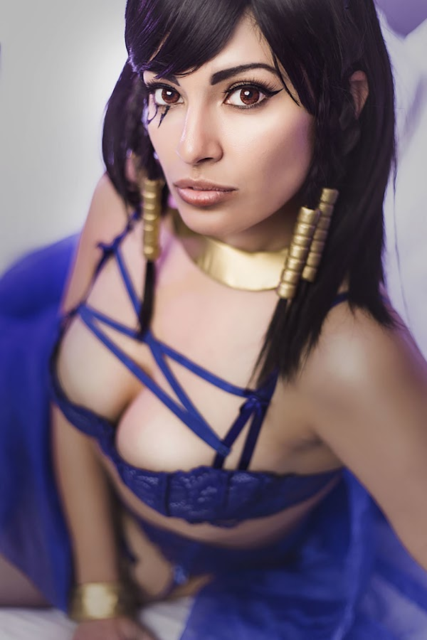 overwatch pharah cosplay
