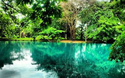 Wisata Danau Linting