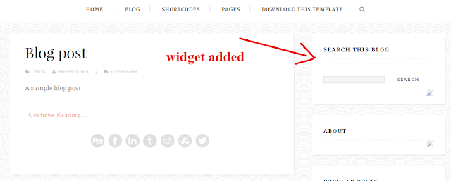 added-widget