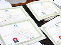Berkas Pencairan Sertifikasi Guru Tahun 2017 Triwulan I