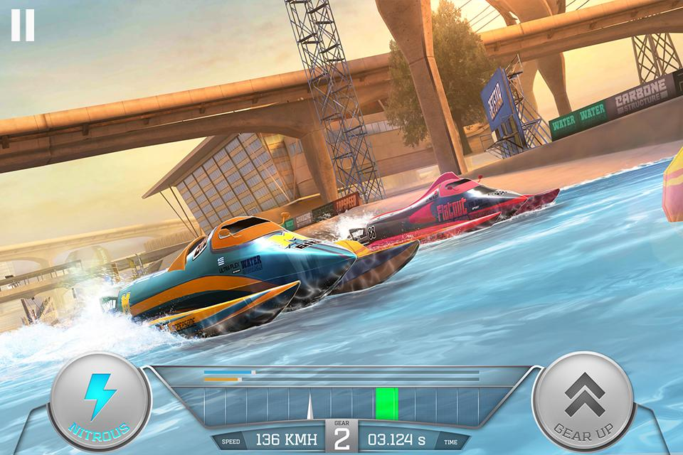 Boat Racing 3D Jetski Driver & Water Simulator MOD APK