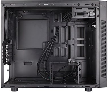 Configuración PC de sobremesa por 600 euros (AMD Ryzen 5 1400 + AMD Radeon RX 580)