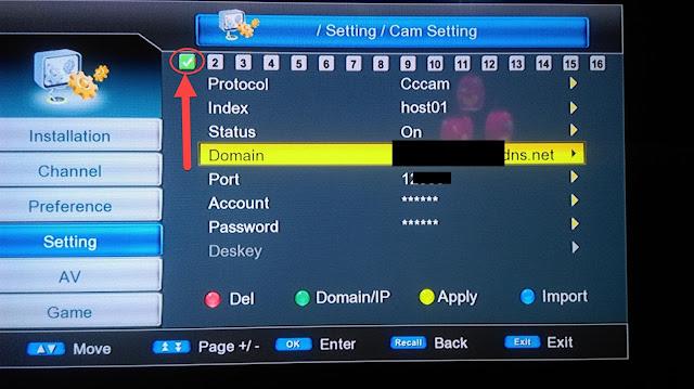طريق تشغيل سيرفر سيسكام cccam بدون انقطاع ومشاهدة كافة القنوات المشفرة محدث بأستمرار