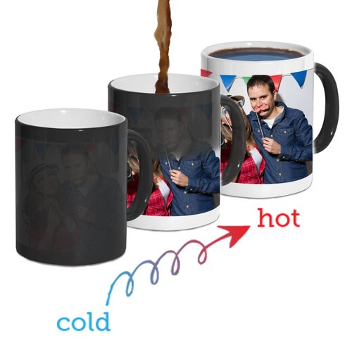 Magic Mug Printing from Printcious