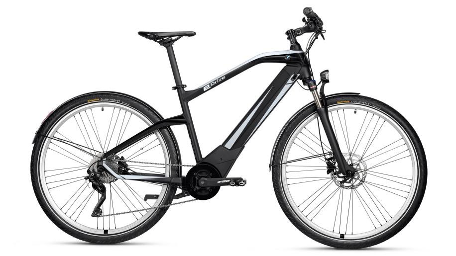 Bmw Edrive Active Hybrit Elektrikli Bisiklet