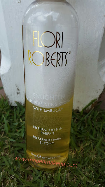 Flori Roberts Enlighten Perfect Tone Skin Prep - www.modenmakeup.com
