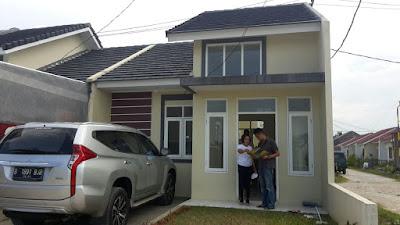 Rumah dijual di cikarang utara Gratis biaya KPR dan Surat Surat