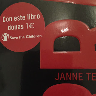 """guerra janne teller seix barral save the children lo que leo"""