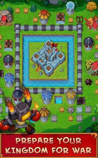 Download game war of rings territory battle mod apk download