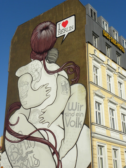 Hotel at East Side Gallery