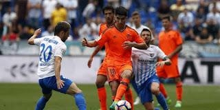 Malaga vs Valencia Live Streaming online Today 17.02.2018 La Liga