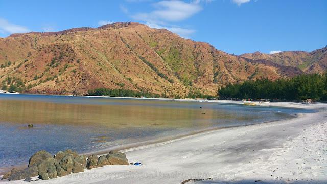 nagsasa cove, camping beach, zambales, beach in zambales