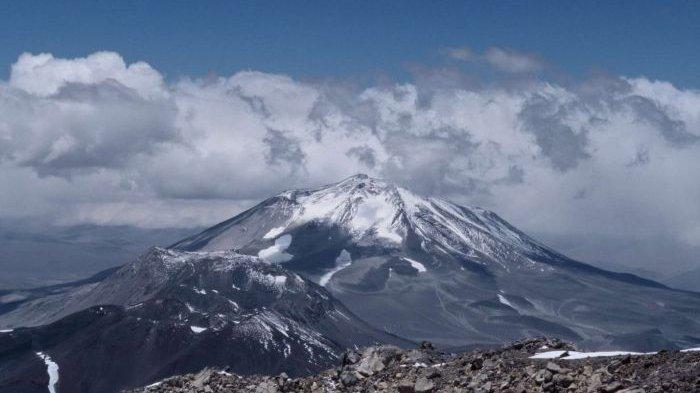 Gunung Nevado, Tempat dengan Gravitasi Paling Rendah di Bumi