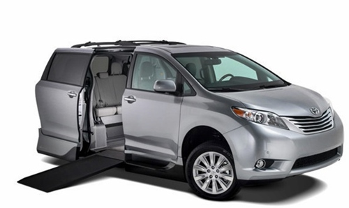 Toyota Sienna 2016 Elegant Best Concept For Family