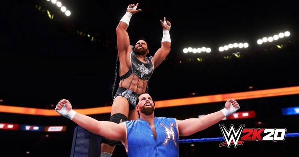 WWE 2K20 PC Full Español
