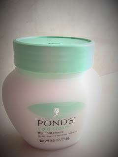 POND'S Cold Cream VS Maybelline master liner