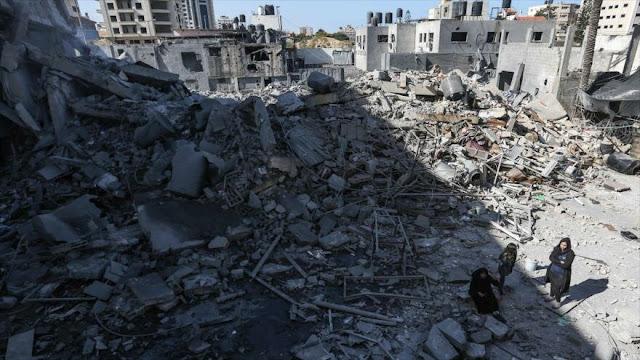 Recientes ataques israelíes dañan a 500 casas y destruyen otras 30