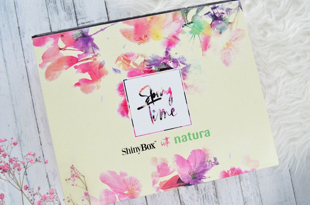 ShinyBox with Natura - Spring Time - kwiecień 2018