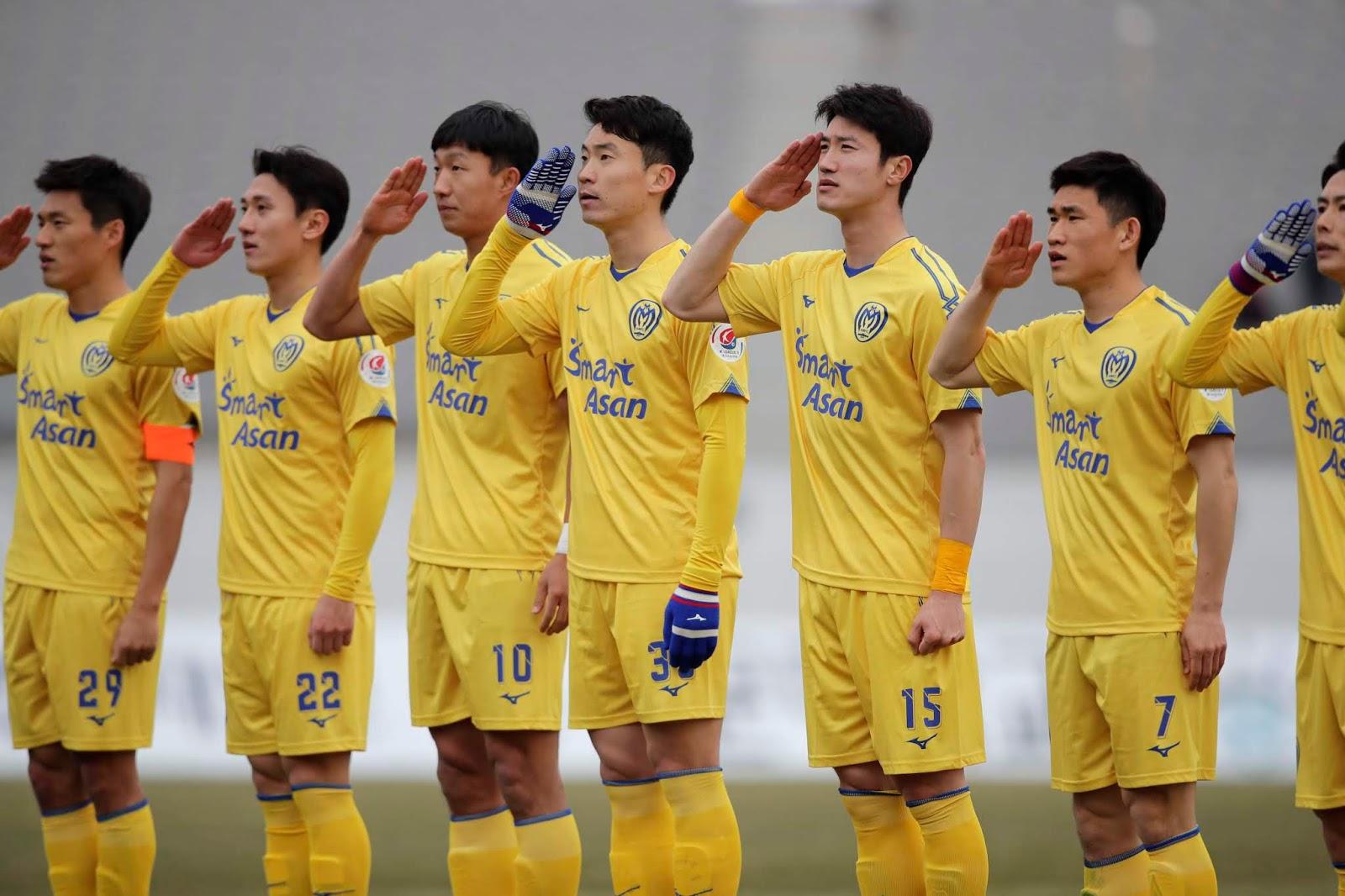 FA Cup Preview: Asan Mugunghwa vs Yangpyeong FC
