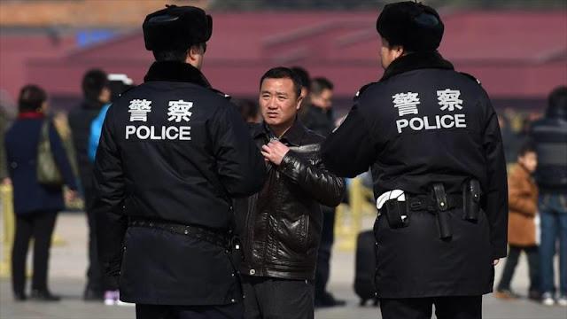 """China detiene a un ciudadano japonés por """"espionaje"""""""