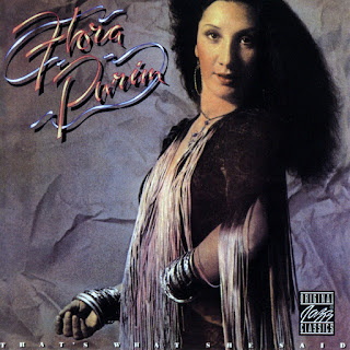 Flora Purim - 1978 - That's What She Said