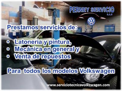 Mecanica General Volkswagen