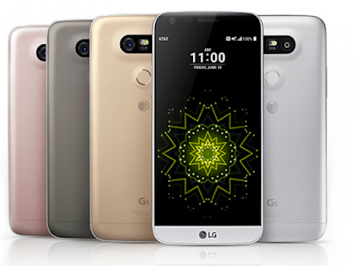 LG G5 landed on four major US Carriers