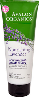 Avalon Organics crema afeitado Lavanda Vitacost iHerb