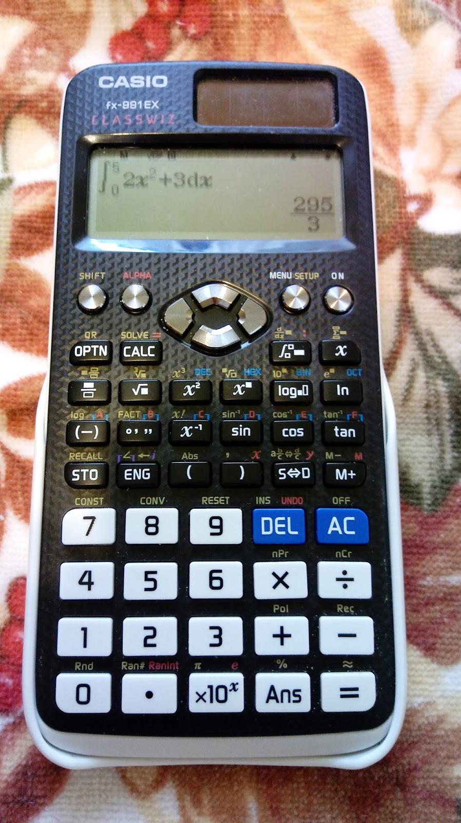 Eddie's Math and Calculator Blog: Favorite Solar Calculators – Six