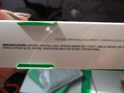 Collistar Special Perfect Body remodelačné náplaste na brucho a boky zloženie