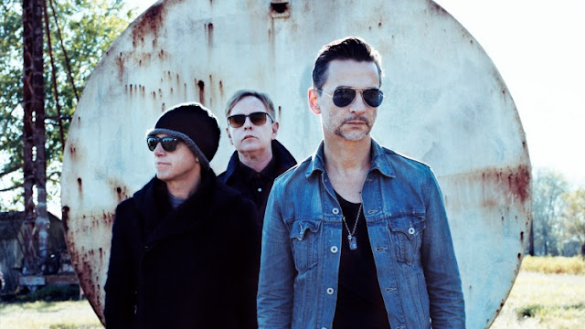 Noticias que suenan Rock Depeche Mode en Argentina 2018
