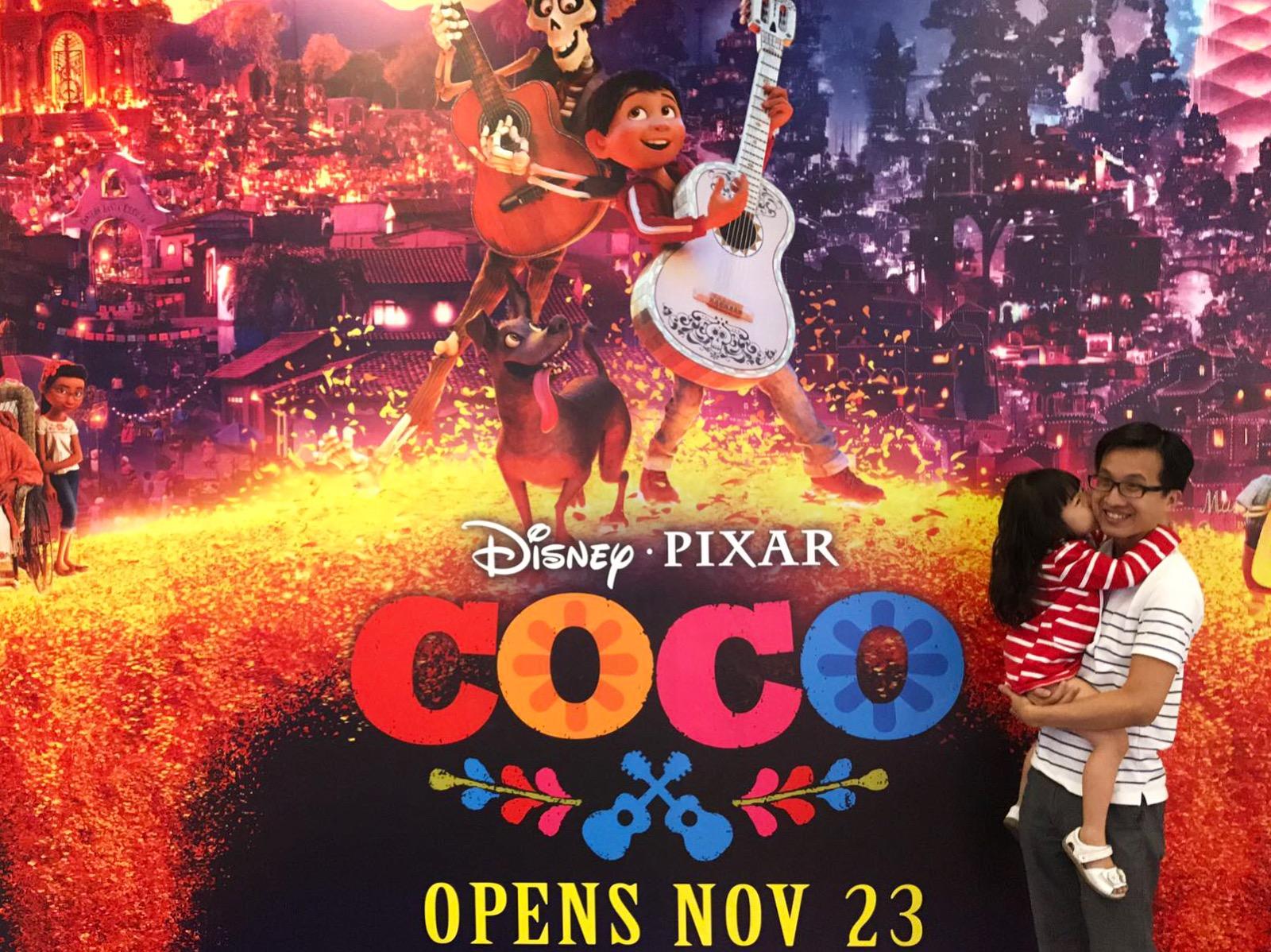 Ashlyn Thia Coco 2017 Film By Pixar Animation Walt Disney