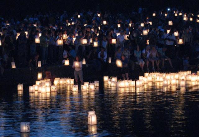 مهرجان بون مهرجان ياباني تقليدي قديم يرجع إلى 500 سنة