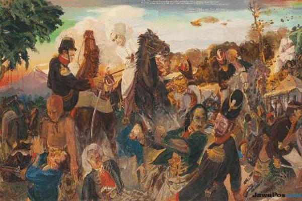 contoh sejarah sebagai seni
