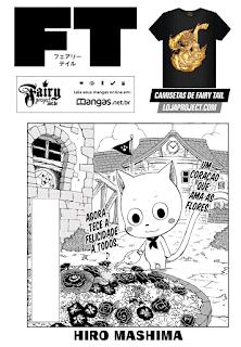 Fairy Tail 518 Mangá Português