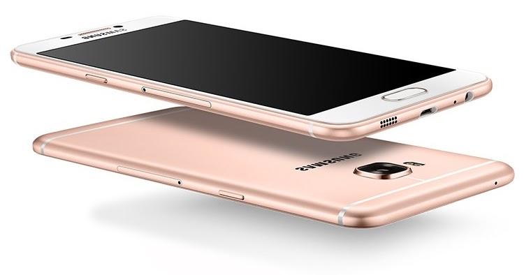 Saingi Asus Zenfone 3, Samsung Siapkan Galaxy C7 Pro