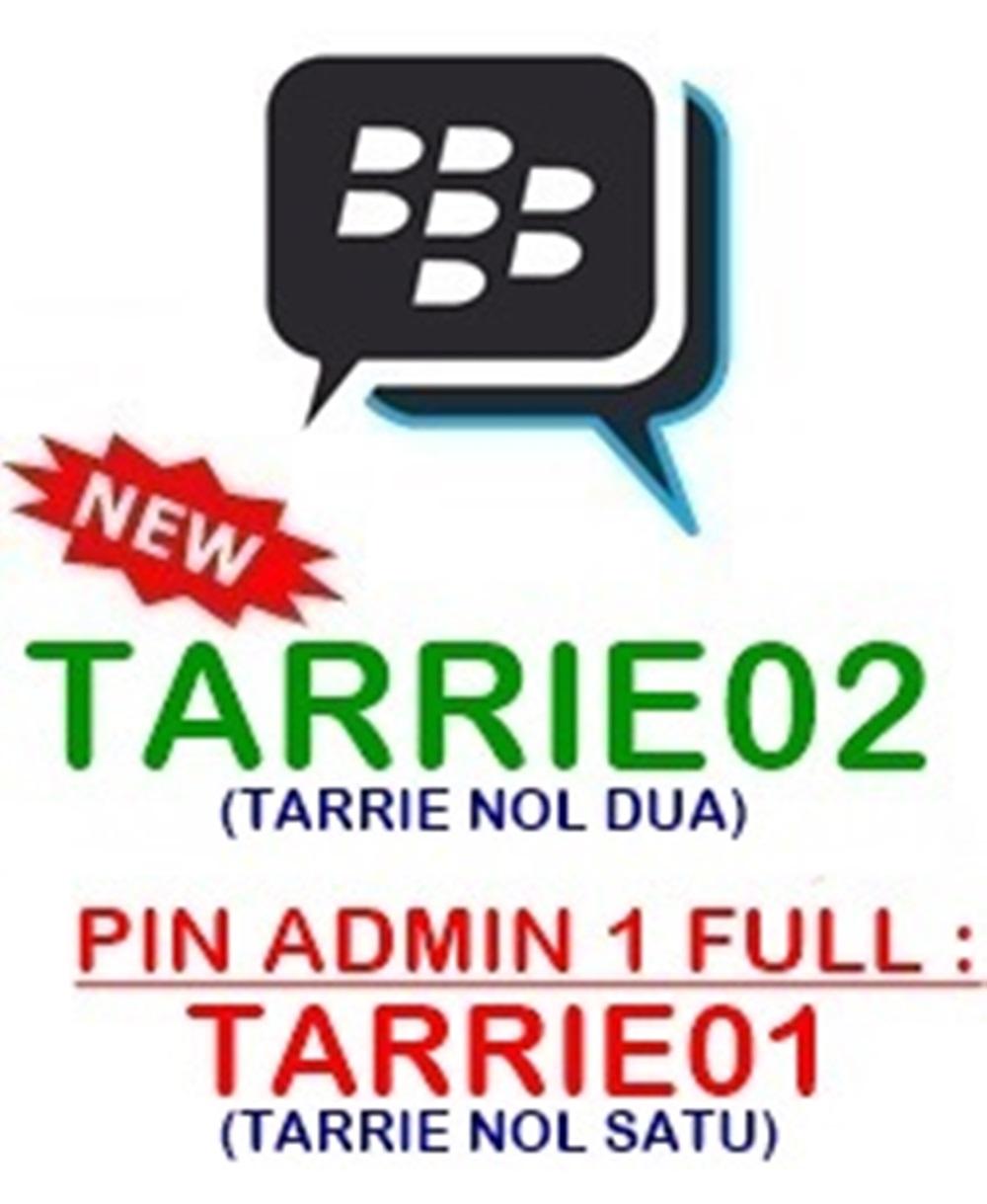 Pin BBM Tarrie-Shop Kosmetik Terbaru