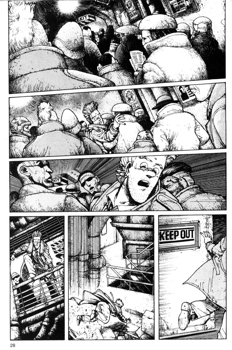 Battle Angel Alita chapter 13 trang 27