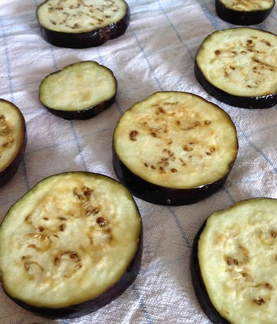 Sweet Kwisine, aubergine, beignets, eggplant, végetarien, végétalien