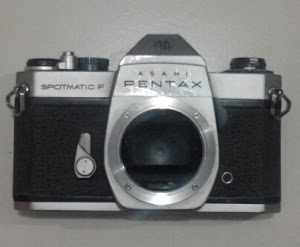 Pentax Spotmatic F body only