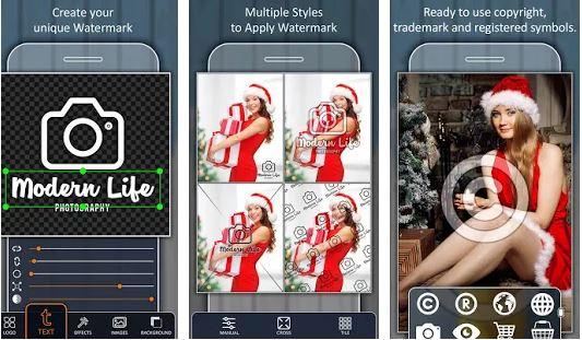 Cara Membuat Watermark pada Foto/Gambar di Android