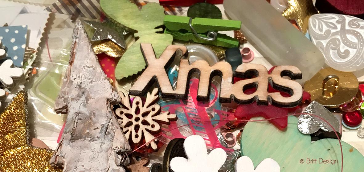 Checkliste für die Weihnachtsgeschenke | free download | Britt Design